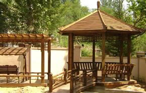 木结构景观工程